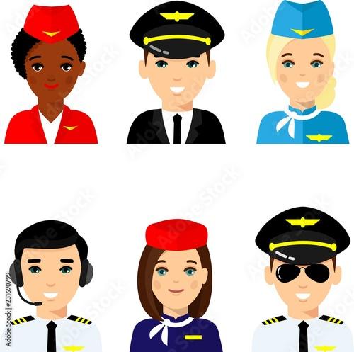 bb987320992b3 Set of avatar pilot