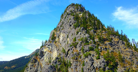 Guye Peak, Washington, USA