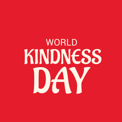 World Kindness Day.