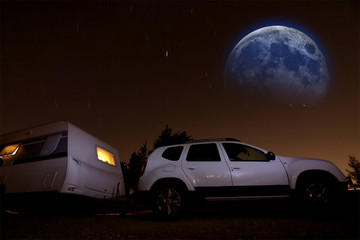 Caravaning nights