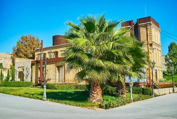 The Art Gallery in Shiraz, Iran
