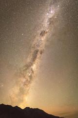 Stargazing Milchstraße Neuseeland