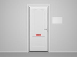 open door to success