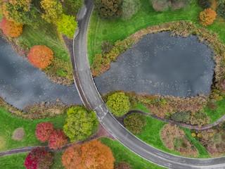 Park aerial views