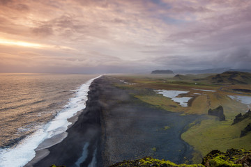 Dyrholaey Lookout Iceland