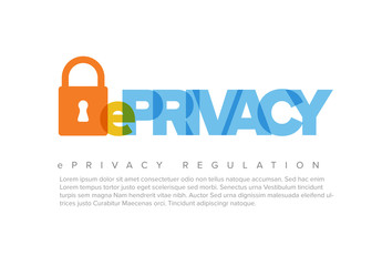 E-Privacy Web Banner Layout
