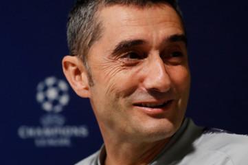 Champions League - FC Barcelona Press Conference