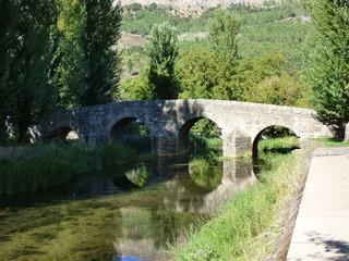 Portugal. Village in Alentejo near of Marvao
