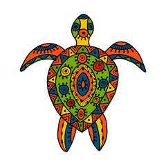 Tortoise ornate for your design