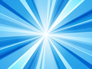 blue abstract rays wallpaper