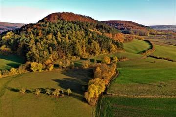 Hessen aus der Luft