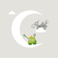 Monster Mond