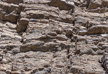 texture of sedimentary rocks