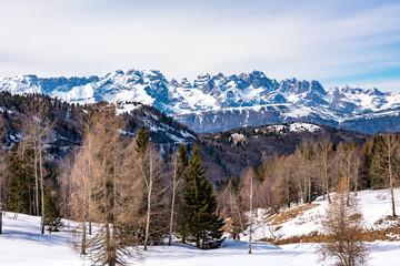 Eastern Alps Brenta Dolomites