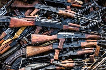 AK 47 wepaons