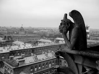 Landscape, Paris.
