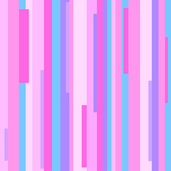 Striped multicolored background. Seamless vertical pattern. Abstract geometric wallpaper of the surface. Pretty texture. Print for banners, t-shirts and textiles. Doodle for design. Wrapping paper