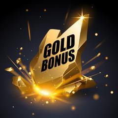 gold rock bonus