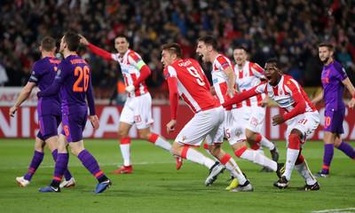Champions League - Group Stage - Group C - Crvena Zvezda v Liverpool