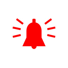 Obraz alarm ikona - fototapety do salonu