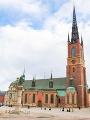 Riddarholmen Church in Sweden