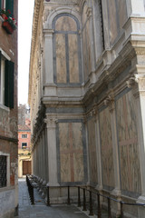 Venice, church of Santa Maria dei Miracoli