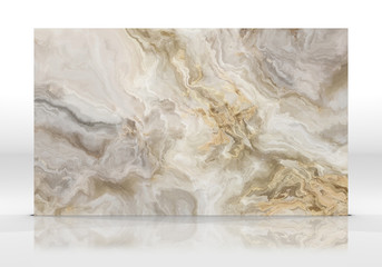 Golden marble Tile texture
