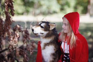 Rotkäppchen und der Wolf III