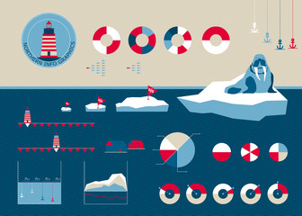 7146945 Vector templates for info graphics in nordic style