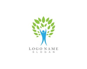 logo tree people