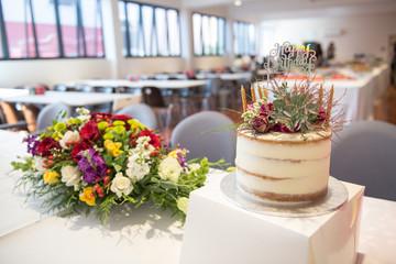 Cake and Birthday