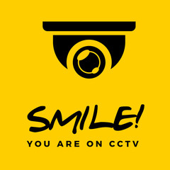 Smile you are on cctv sphere