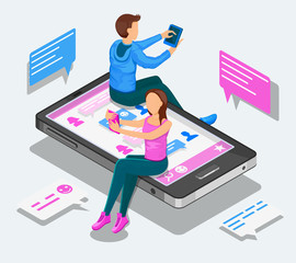 social engineering online dating