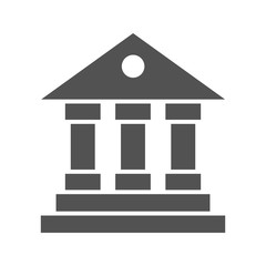 Educational Institute Education Glyph Icon