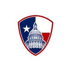 Capitol dome logo design inspiration - Capital logo design inspiration