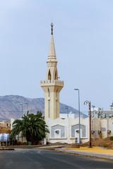 saudi historical masjid minarates