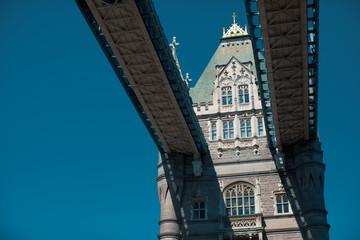 London Bridge, sunny day