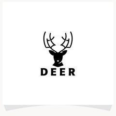 Deer Logo Designs Template
