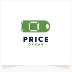 Price of Car Logo Designs Template