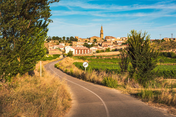 Briones, La Rioja, Spain.