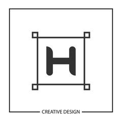 search photos logo h