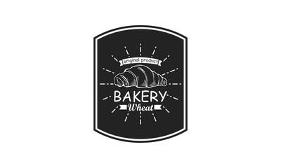 bakery logo icon design template