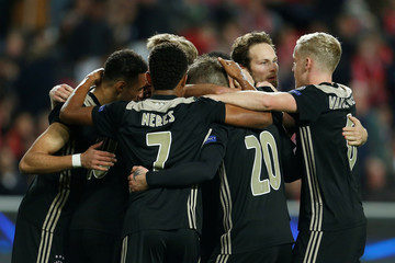 Champions League - Group Stage - Group E - Benfica v Ajax Amsterdam