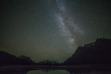Milky way in Canada
