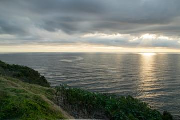 Piriapolis´s sea Top View