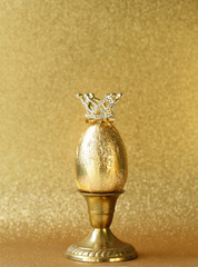 golden egg symbol of wealth