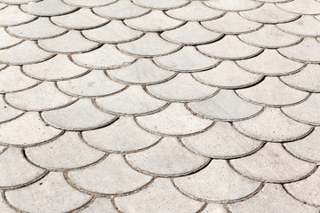 cobbles stone background. photo