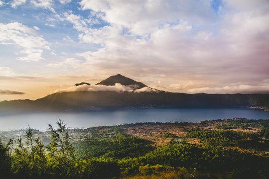 exotic indonesian landscape
