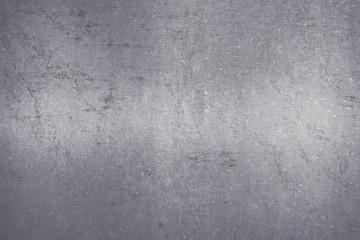 Foto op Canvas Stenen Brushed steel plate background texture horizontal