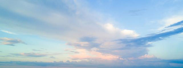 空と雲 Wall mural